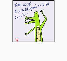 """""""Gator Poet"""" by Richard F. Yates Unisex T-Shirt"""