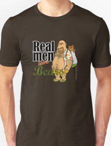 Real Men Love Bears - Vacation T-Shirt