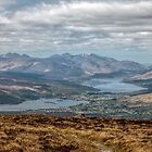 The Great Glen Scotland by Lynn Bolt