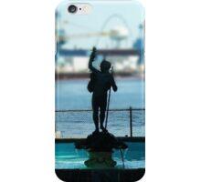 Prescott Park Fountain iPhone Case/Skin