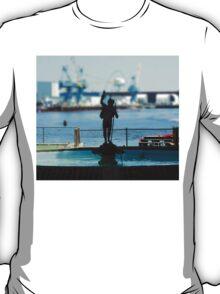 Prescott Park Fountain T-Shirt