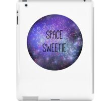 space sweetie iPad Case/Skin