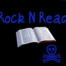 Rock n Read by parakeetart