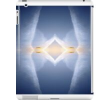 Angels in the Clouds iPad Case/Skin