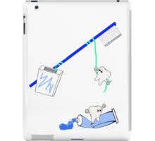 Escape from the Tooth Fairy iPad Case/Skin