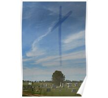 Mann's Chapel/Cemetery Reflection Poster