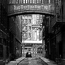 Dark Alley by Jeff Blanchard