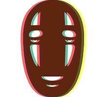 Kaonashi - No Face by SouloftheMoon