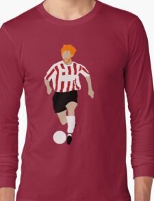 Paddy McCourt - The Ginger Pelé Long Sleeve T-Shirt