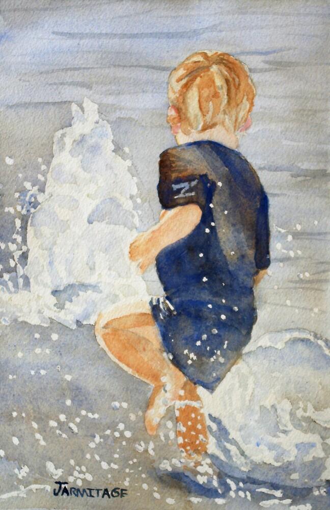 Fountain Dance by JennyArmitage