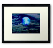Angel Appearing To Mary    Framed Print