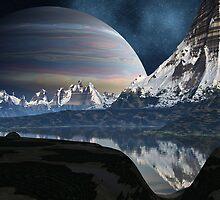 Lake View by blacknight