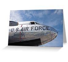 C-47 Skytrain Greeting Card