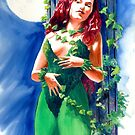 Poison Ivy by kenmeyerjr