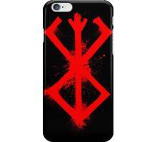 Cursed Mark iPhone Case/Skin