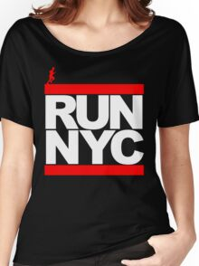 Run NYC Women's Relaxed Fit T-Shirt