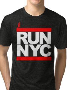 Run NYC Tri-blend T-Shirt