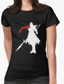 Dragonslayer - Inverse Womens Fitted T-Shirt