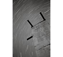 Whirling Tower - Maroa, IL Photographic Print