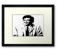 COLUMBO Framed Print
