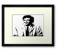 COLUMBO Framed Print