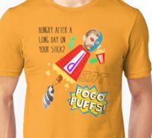 EAT POGO PUFFS! Unisex T-Shirt
