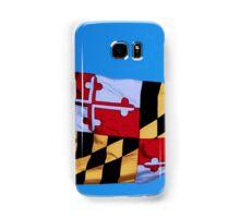 Maryland State Flag Samsung Galaxy Case/Skin
