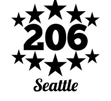 206 Seattle by GiftIdea