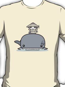 Whale Fishing T-Shirt