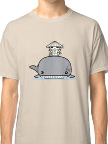 Whale Fishing Classic T-Shirt