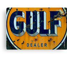 Gulf Dealer Canvas Print