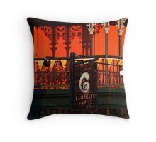The Ramsgate Throw Pillow