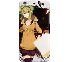 Gumi - Jinsei Reset Button iPhone Case/Skin