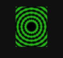 In Circles (Green Version) Unisex T-Shirt