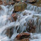 Rushing Waters by Ken Lowden