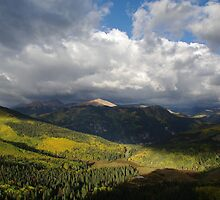 Colorado Palette by Mitchell Tillison