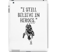 Avengers Nick Fury iPad Case/Skin