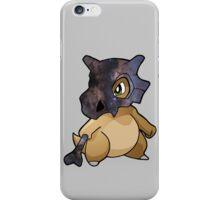 Cubone - Pokemon iPhone Case/Skin