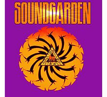 Soundgarden ~ Badmotorfinger Design Photographic Print