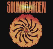 Soundgarden ~ Badmotorfinger Design T-Shirt