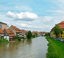 Little Venice in Bamberg by Vac1