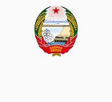 Emblem of North Korea  Unisex T-Shirt