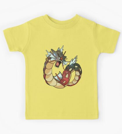 Gyarados - Pokemon Kids Tee