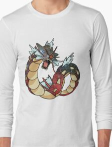 Gyarados - Pokemon Long Sleeve T-Shirt