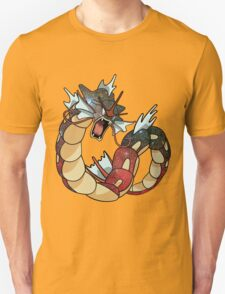 Gyarados - Pokemon T-Shirt
