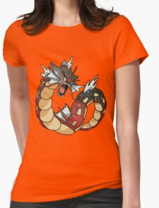 Gyarados - Pokemon Womens Fitted T-Shirt