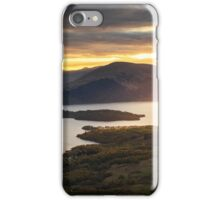 View from Conic Hill iPhone Case/Skin