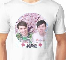 Dan and Phil- Japhan Unisex T-Shirt