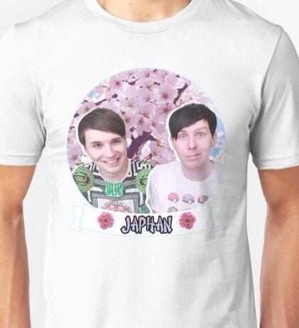 Dan and Phil- Japhan Unisex T-Shirt