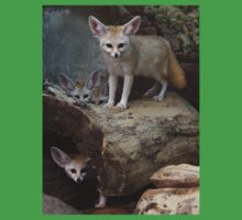 Awesome Fennec Fox Kids Clothes